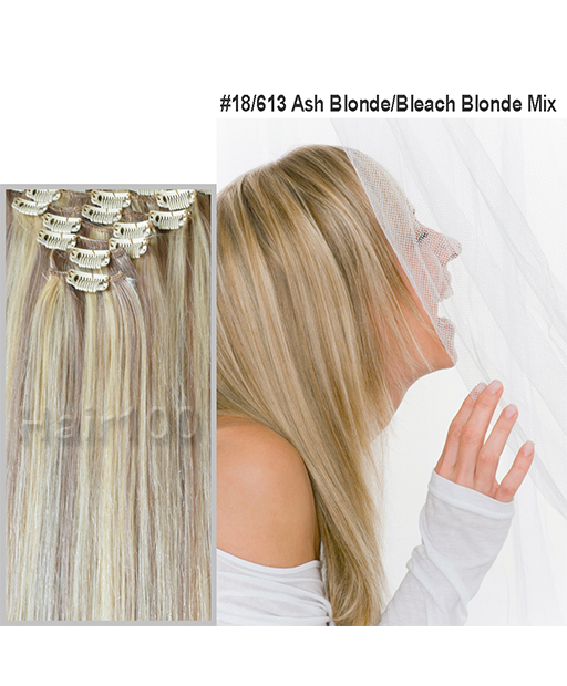 Clip In Hair Extensions 18613 Is Available From Hair100 Now