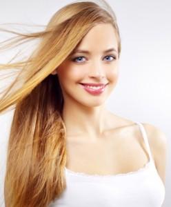Clip in Hair Extensions Dark Ash Blonde