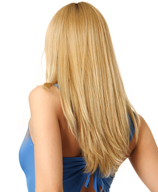 clip in hair extensions strawberry blonde
